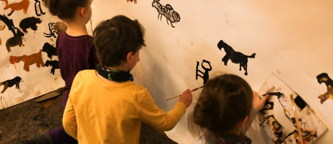 <span>Winter Holidays' Programme <br />